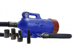 Double K -  Extreme Variable NC blue w-nozzles