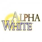 Double K Groomer's Edge - Alpha White logo - 250px